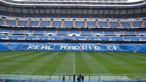 It is the El Clasico match day