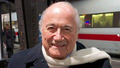 Organised conspiracy to bring me down: Blatter