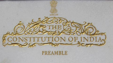 India's First Constitution Day