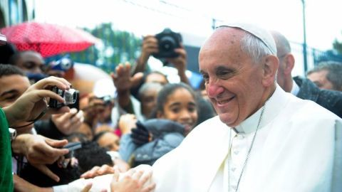 Pope Francis embarks on first African tour