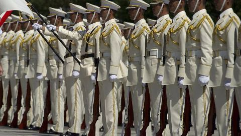 Japan, China: Tussle over East China islands