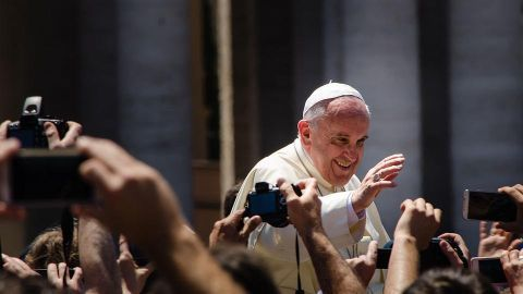Pope celebrates 50 years of canonization of martyrs