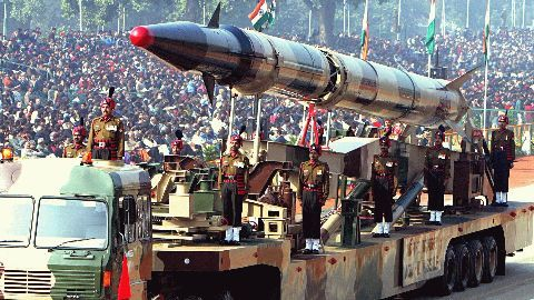 India's nuclear forces
