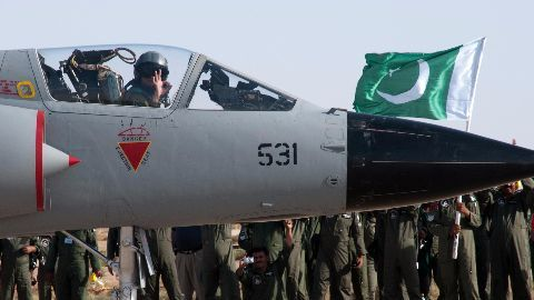 Pakistan has India covered and vice-versa