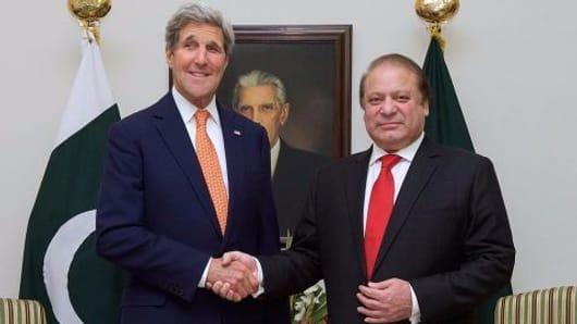 US-Pakistan military relations
