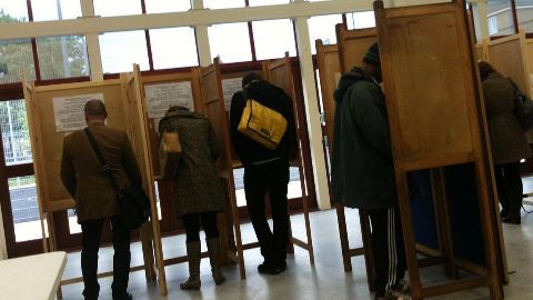 The 2015 Spanish elections: A break with tradition