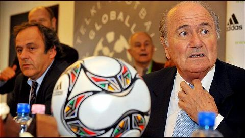 Blatter and Platini get an 8 year ban