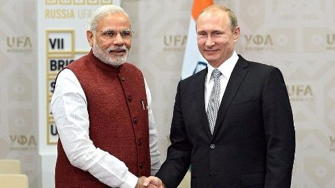 Modi in Russia: What to expect