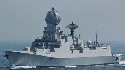 Indian Navy adds LR-SAM to its arsenal