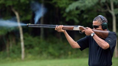 Obama's push for stricter gun control