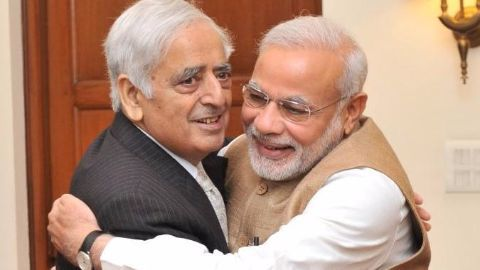 The political life of Mufti Mohammed Sayeed