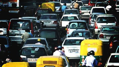 Emission control norms in India