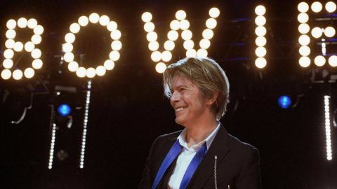 The life and times of David Bowie