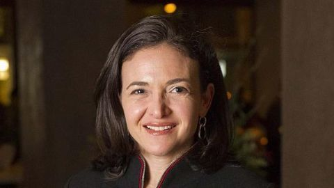 Facebook's COO Sandberg donates $31 million to charity