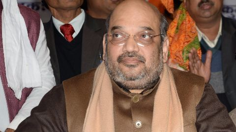 Amit Shah's rise to prominence in BJP