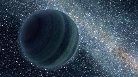 Caltech scientists say Planet X exists