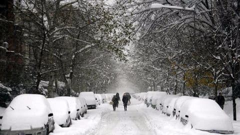 Emergency declared in USA as 'historic' blizzard approaches