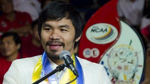 The illustrious career of Manny Pacquiao