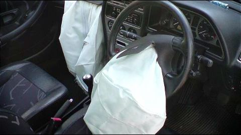 Honda Civic crash death involved Takata airbag