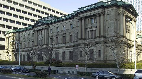 The Bank of Japan stimulus