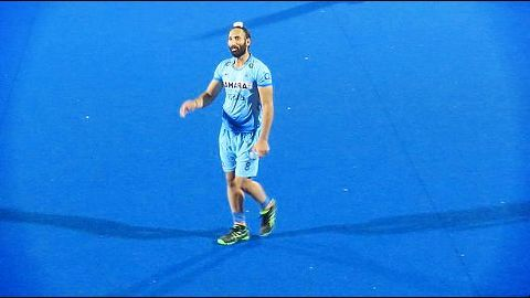 Hockey player mired in assault controversy