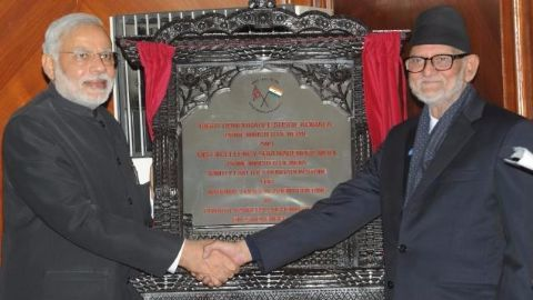Koirala elected as Prime Minister, builds consensus over constitution