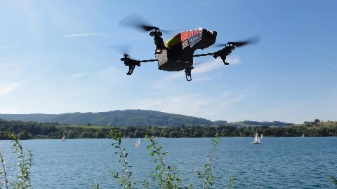 Drones to montitor PAs