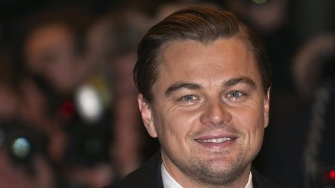 DiCaprio wins his first BAFTA award