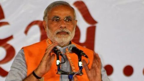 Modi's streak of declining honorary degrees