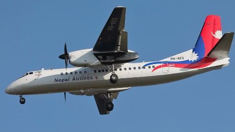 Nepal Airlines crash kills 18