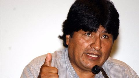 Bolivia under his presidency