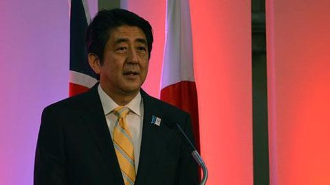 Japanese PM Abe seeks to check population decline