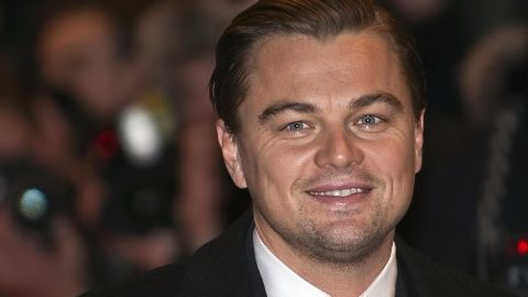 DiCaprio finally wins an Oscar after 6 nominations