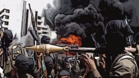 Baghdad triple suicide attacks