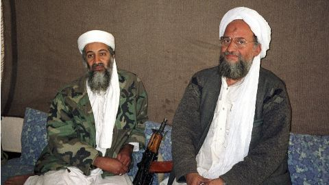 What did Osama leave behind?