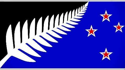 New Zealand: Voting for new flag adoption begins