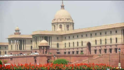 Parliament questions Centre's 'misregularities' in AOL event