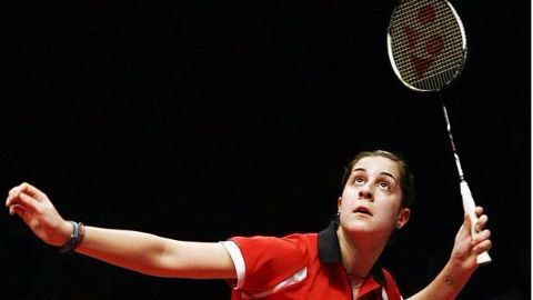 All England part of BWF Super Series