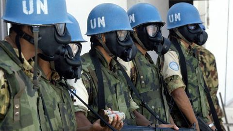 Rise in allegations against peacekeepers