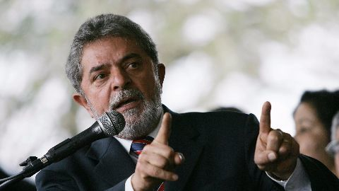 Lula accepts ministerial position in Rousseff's govt