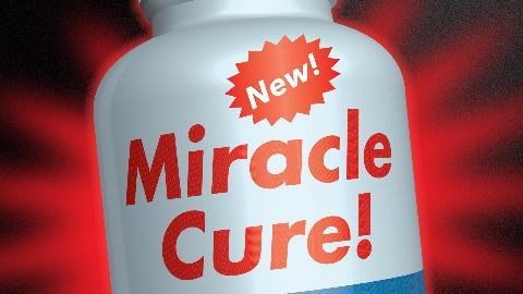 What is the new 'miracle drug'?