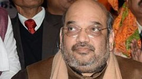 Amit Shah says case against Kanchi seer political