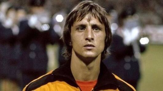Football maestro Johan Cruyff passes away
