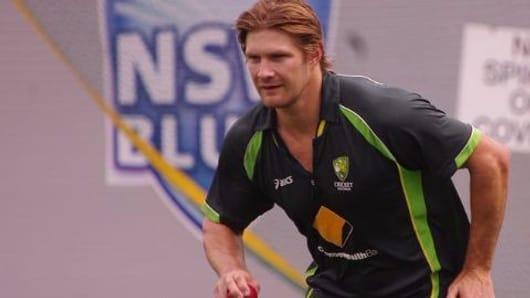 Shane Watson, last relic of Australia's golden era