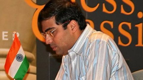 Anand loses to Nakamura, slips from joint lead