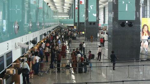 GVK's airport stake-sale