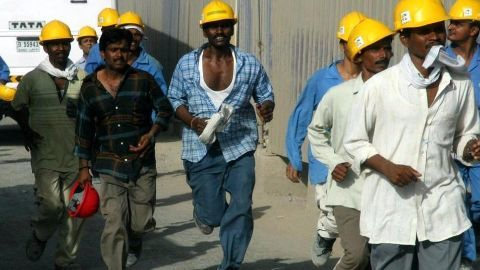 Labourers describe 'pathetic' work conditions