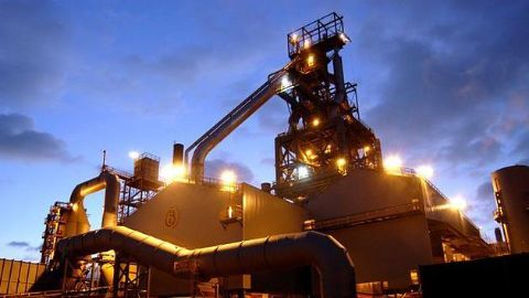 British government to help secure buyers for Tata Steel