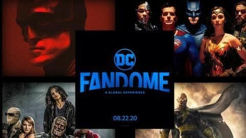 Warner Bros, DC release multiple film, game trailers