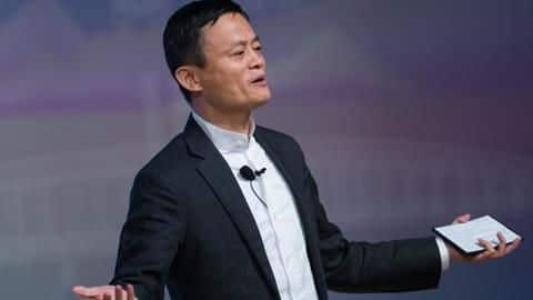 """Jack Ma advises married-employees: """"Sex for six days, six times"""""""